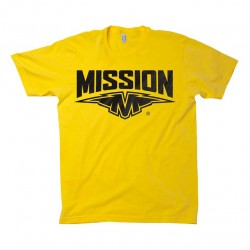 T-shirt Mission Corporate - promoglace