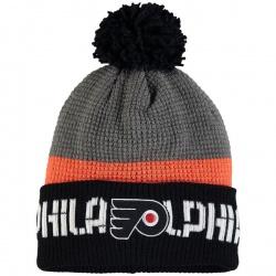 Bonnet NHL Reebok Cuffed Team Pom - Promoglace
