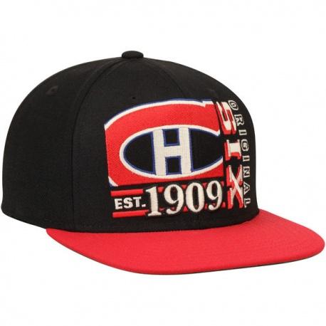 Casquette NHL CCM Original - promoglace
