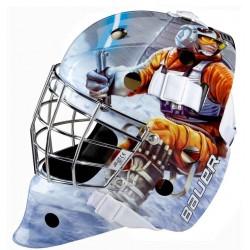 Masque Gardien Bauer NME3 Star Wars Luke - Promoglace goalie