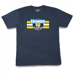 T-Shirt Howies Center ICE