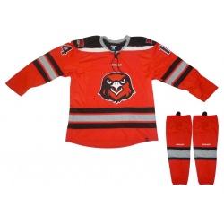 Maillot et Bas Bauer Hawks Pinecrest Domicile - Promoglace Hockey