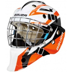 Masque Bauer Hockey NME3 Decal SBO - Promoglace Goalie