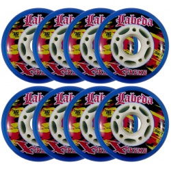 Roue Labeda Hockey Xtreme Pack de 8 - Promoglace Roller