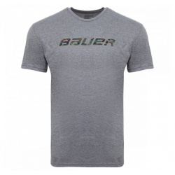T-shirt Bauer Camo Logo