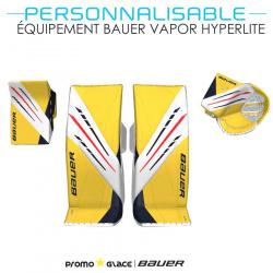 Set Bauer Hockey Goalie Vapor Hyperlite Sur Mesure
