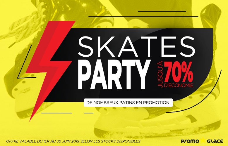 Skate Party Promoglace 2019 - Promoglace France