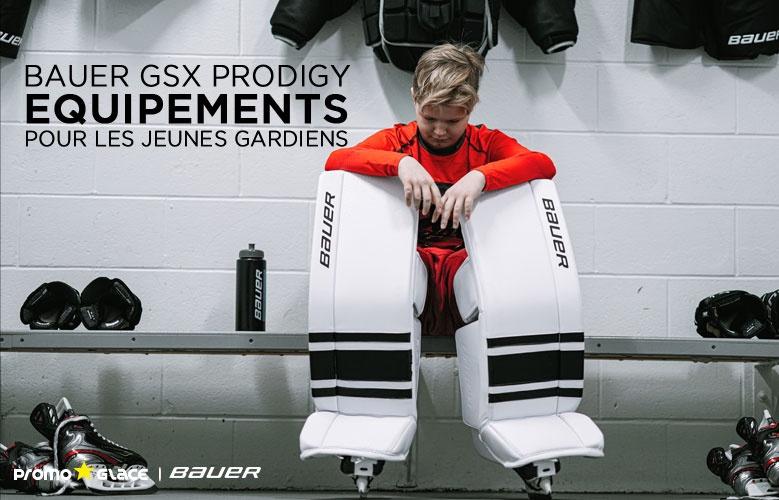 Equipement Bauer GSX Prodigy - Promoglace Goalie