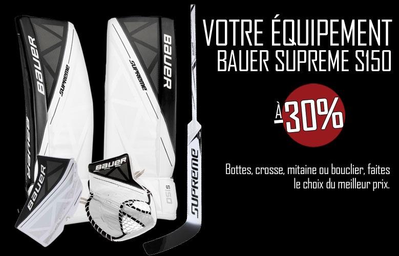 Equipement Bauer Goalie Supreme S150 - Promoglace