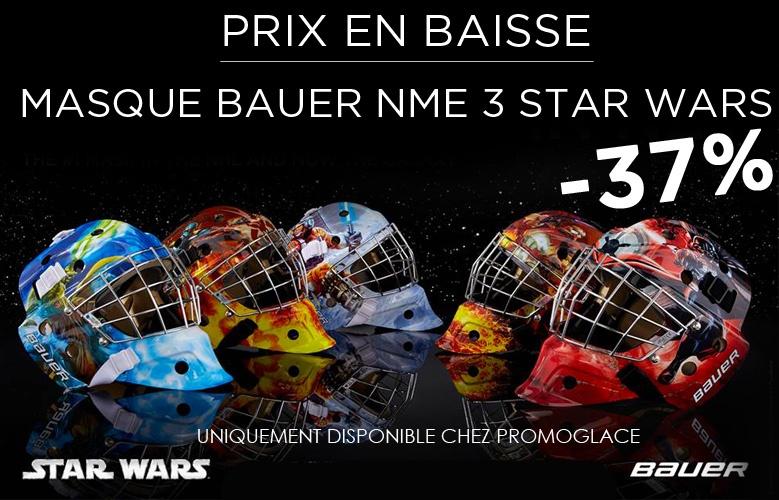 Masque Bauer Hockey NME3 STAR WARS