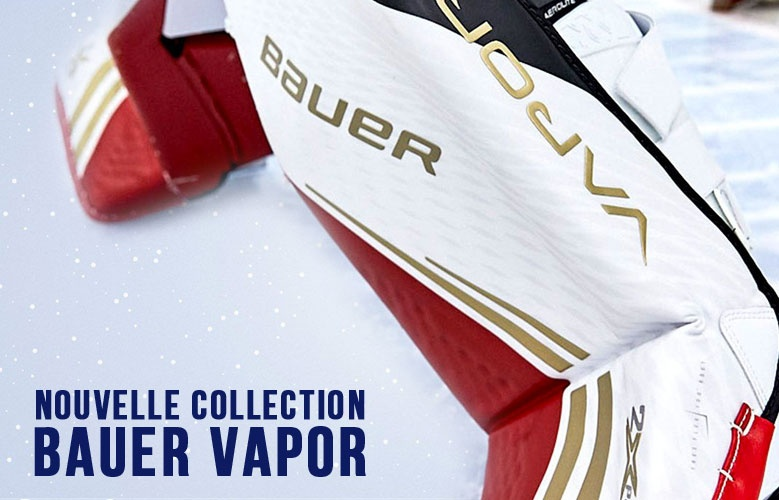 Nouvelle collection Vapor 2019 - Promoglace goalie