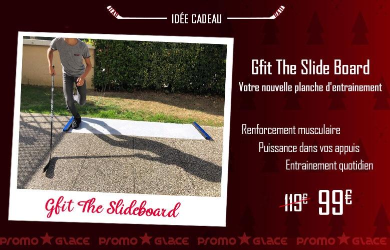 Gfit Slide Board Entrainement - Promoglace Goalie