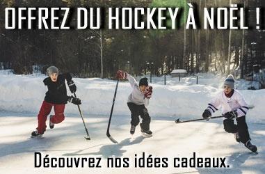 Noel Hockey Goalie - Promoglace Goalie